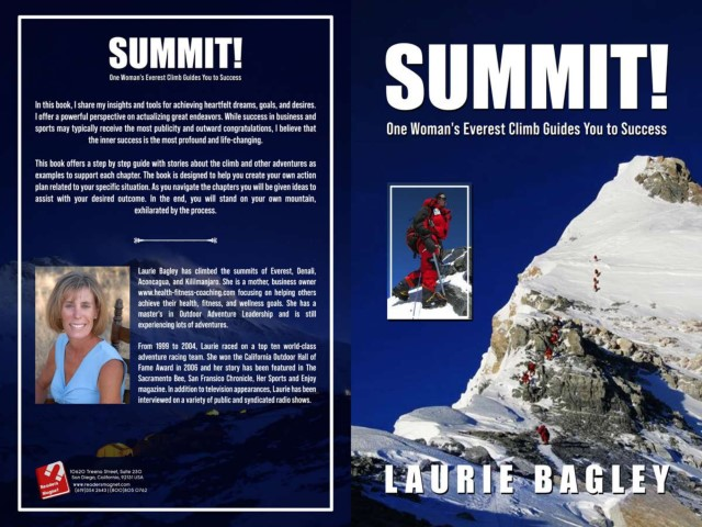 SUMMIT! One Women's Everest Climb Guides You to Success! Re-release – Health-Fitness-Coaching %